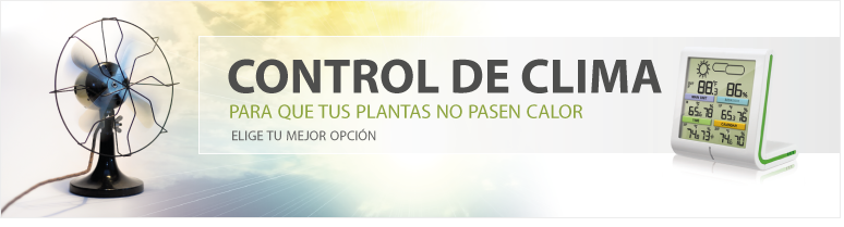 Control del clima