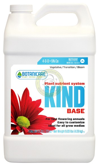 KIND BASE nutrientes orgánico-mineral
