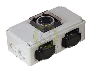 Temporizador  2 X 600 W DV12