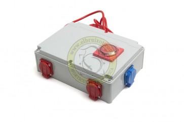 Temporizador 4 X 600 W ECO