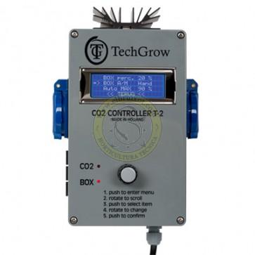 Controlador de clima T-2 Techgrow