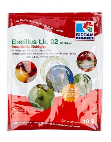 Bacillus T.K 32 - 10 GR sipcam