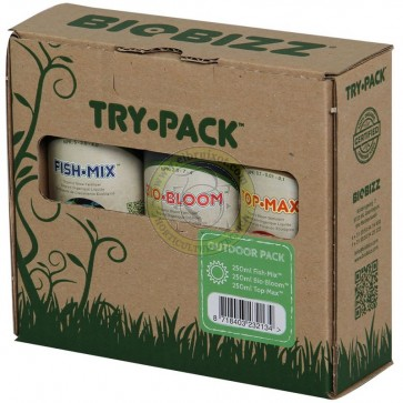 Try-pack Outdoor-Pack