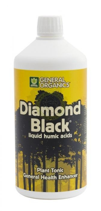 General Organic Diamond Black