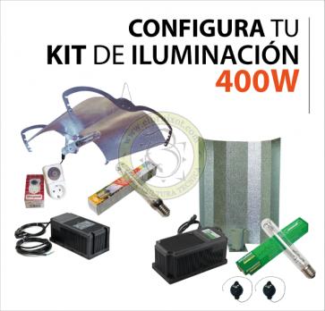 Kit iluminacion 400W