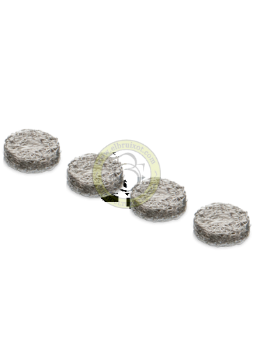 Almohadillas Para Líquidos Mighty