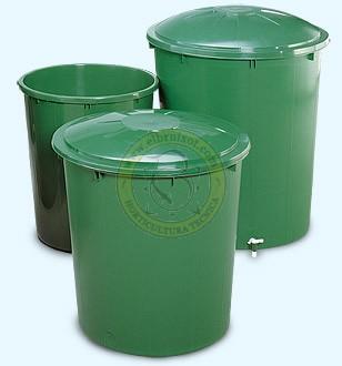 Deposito Verde Redondo