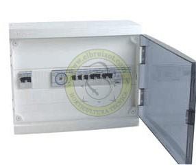 Cajetín Interruptores 3 (Hager)