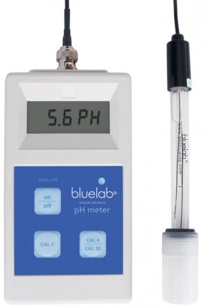 PHmetro de solución Bluelab