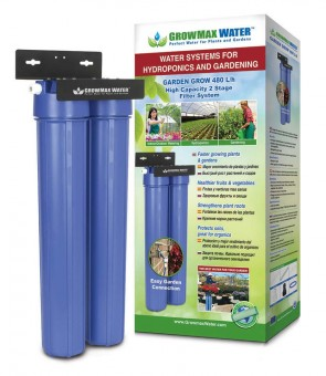 Filtro garden grow 480 L/H GROWMAX