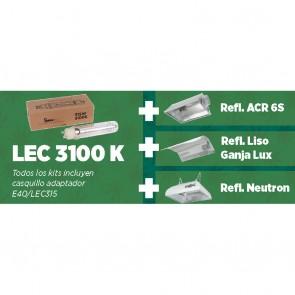 LEC 3100K Solux 315 w.