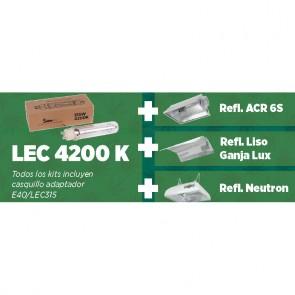 LEC 4200K Solux 315 w.