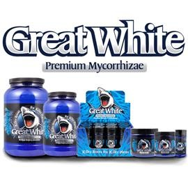 Great White  8OZ - 226 gramos