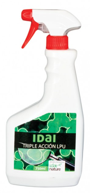 Idai triple accion LPU 750 ML