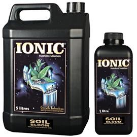 Ionic Soil Grow & Bloom
