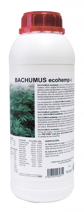 BACHUMUS ECOHEMP-C 1Litro