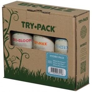 Try-pack Hydro-pack