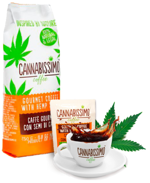 Cannabissimo cafe250g