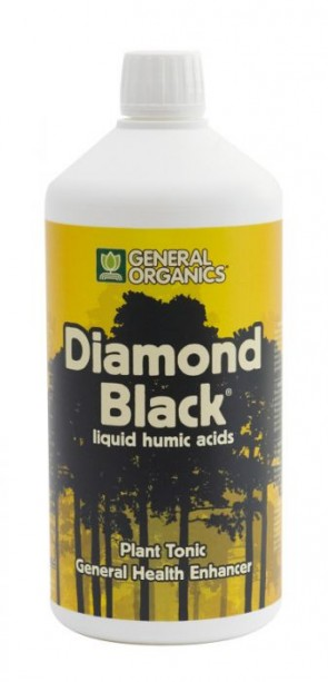 General Organic Diamond Black