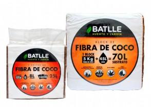 Brick fibra Coco 5kg