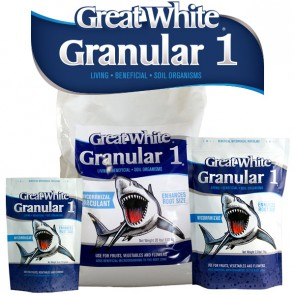 Great White Granular 4OZ - 113 gramos