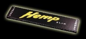 Hemp Slim (Caja) + caja de mecheros