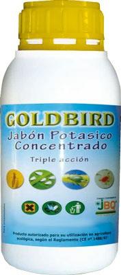 Jabon potasico concentrado