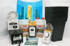 Oferta kit de cultivo en interior de marihuana 600W o 400W (sin armario)
