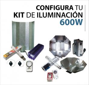 Kit iluminacion 600W