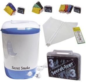 Kit extraccion Secret Smoke