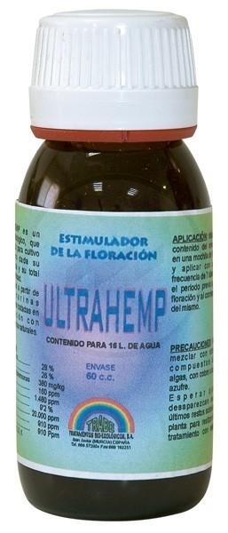 ULTRAHEMP estimulador de floracion 60ml