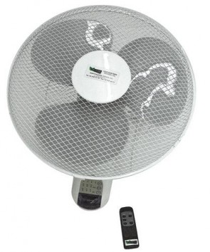 Ventilador de Pared + mando