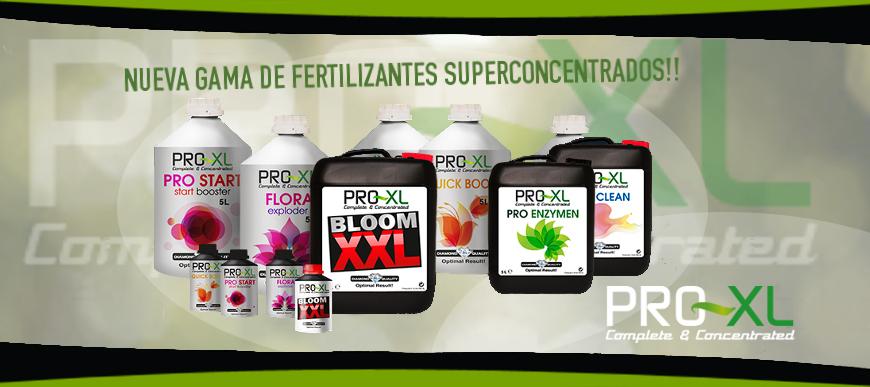 Fertilizantes Pro-XL